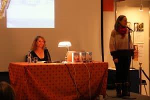 Lesung Maria Nikolai Stuttgarter Buchwochen 2018
