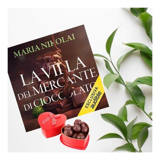 audio book about Die Schokoladenvilla in Italian