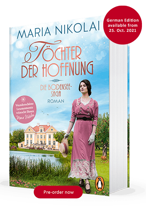 Bodenseesaga 1 German Edition Cover